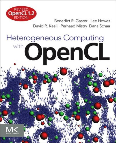 Download Heterogeneous Computing with OpenCL: Revised OpenCL 1.2 Edition Pdf