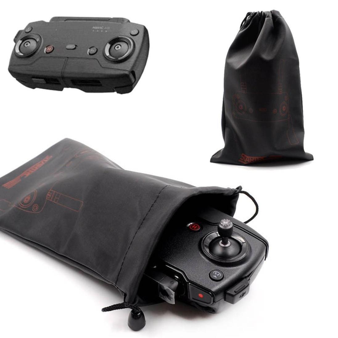 yuyoug mando a distancia impermeable para funda de transporte bolsa protectora Para DJI Mavic aire