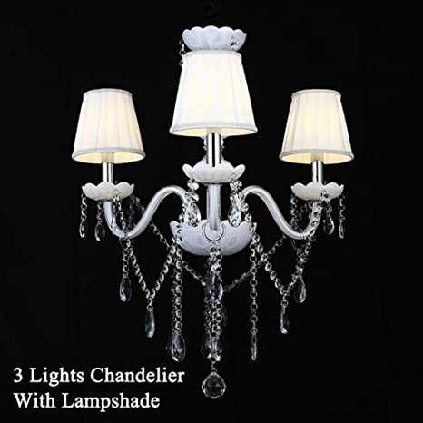 Moderna lámpara de cristal, lámpara de techo Led de ...