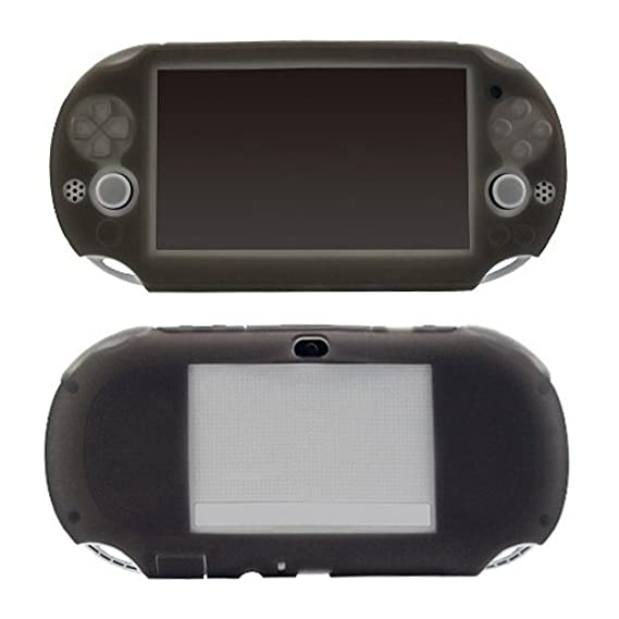 Amazon.com: snnc PlayStation Vita 2000 Full Cover Piel ...