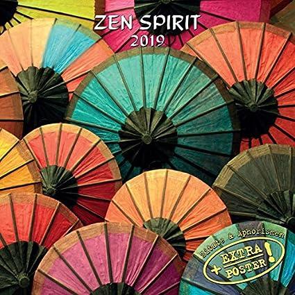 Calendario 2018 Zen - Serenite - TRANQUILITE - con Maxi ...