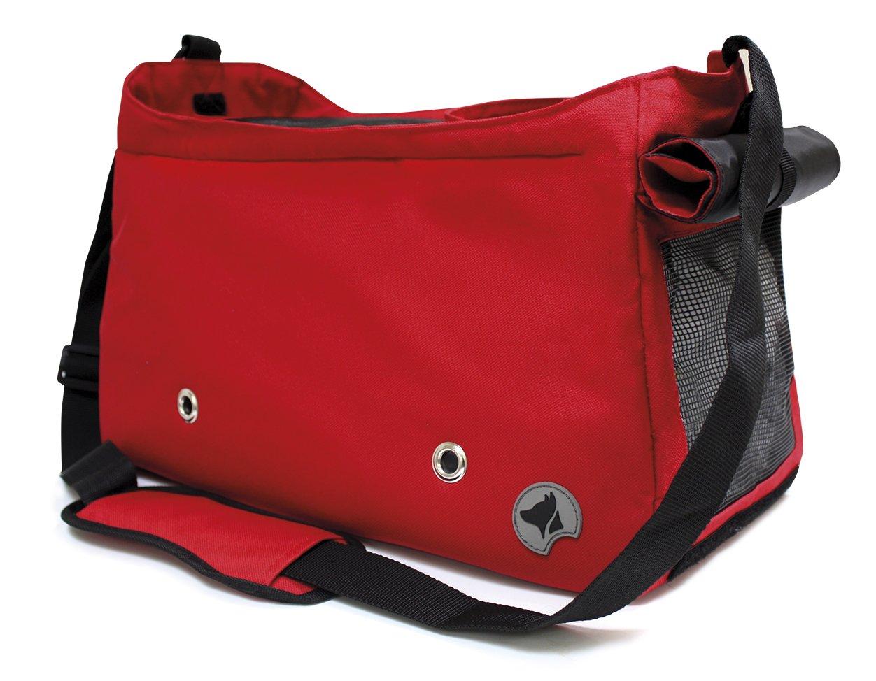 Croci Megan Bolsa, 40 x 20 x 27 cm, Color Rojo 40x 20x 27cm C2078173