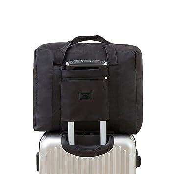 Amazon.com: nostafy Nylon impermeable plegable de viaje ...