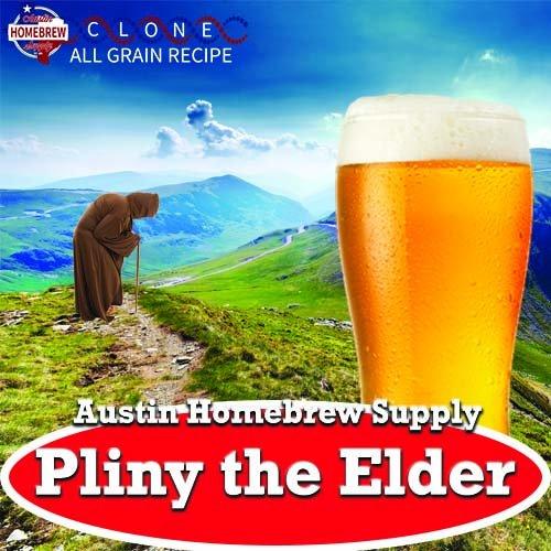 Austin Homebrew Clone Recipe Pliny the Elder (14B) - ALL GRAIN ()