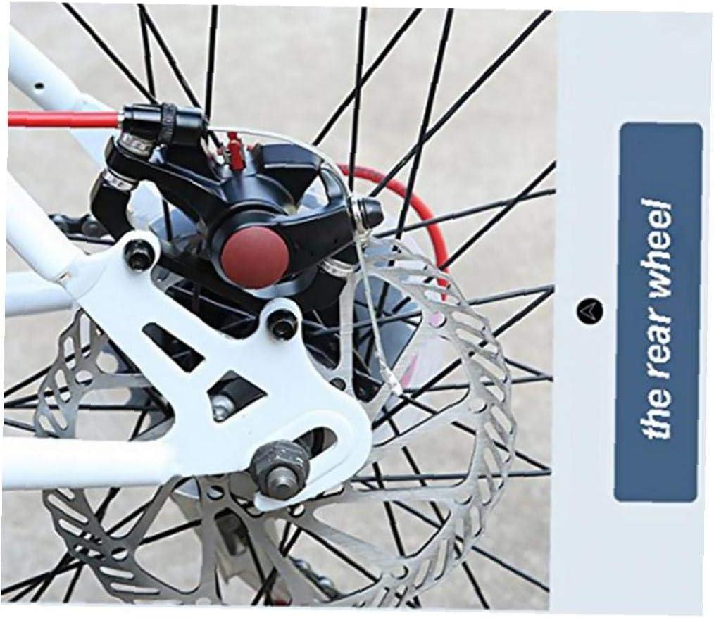 Disques De Frein V/élo 203mm Remplacement M/étal Frein Rotors VTT Rotors Cyclisme Accessoires