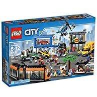 LEGO City Town City Square 60097 Building Toy