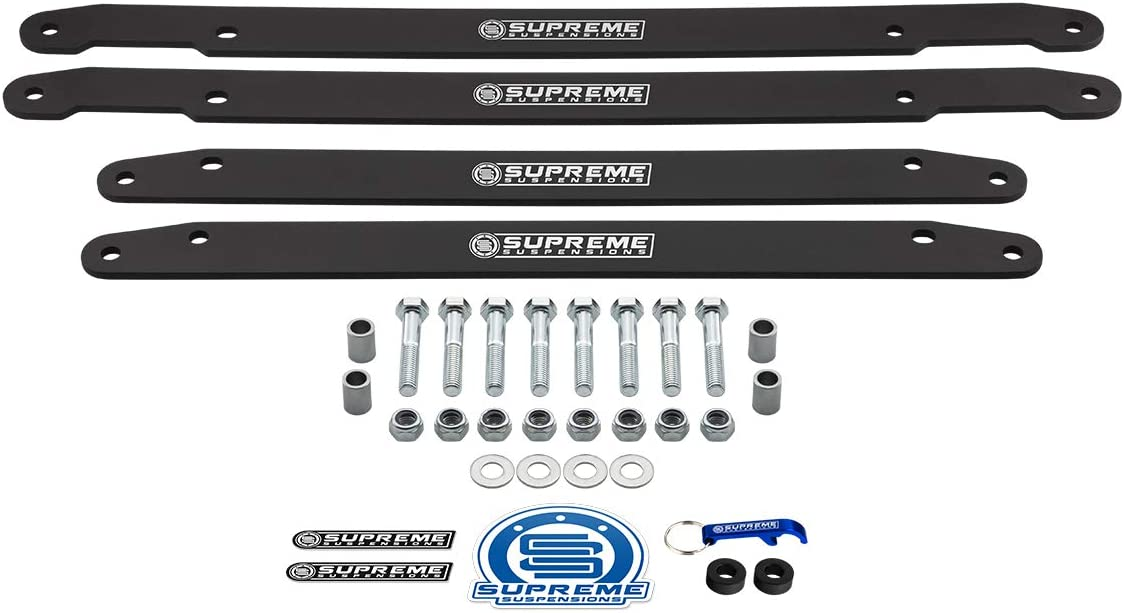 SR SRX/_MulePROFX/_1519/_2inLift Heavy Duty 2 Lift KIT for 2015-2019 Kawasaki Mule PRO DX DXT//FX FXT