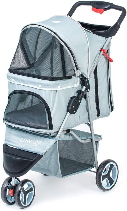 Comiga Pet Stroller review