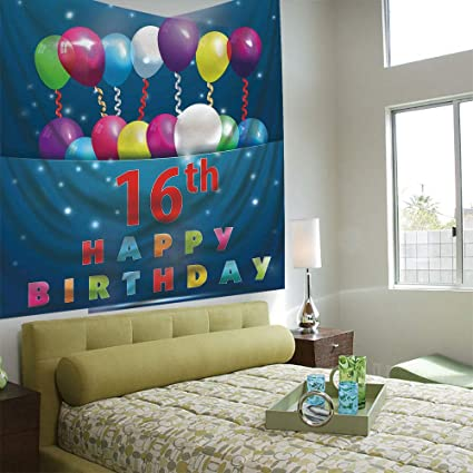 Amazon Com Wall Tapestry Decorative Art Prints Can Be Hung On The