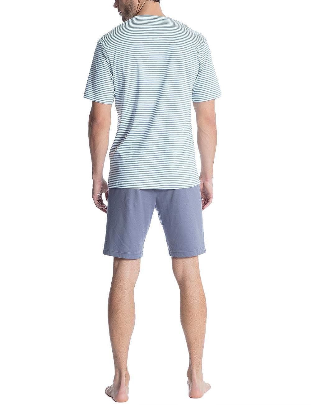 Calida Herren Zweiteiliger Zweiteiliger Zweiteiliger Schlafanzug B07FT29JX6 Schlafanzüge Elegante und robuste Verpackung 1cc8b3