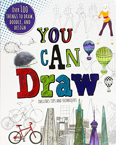you can draw parragon books - 9