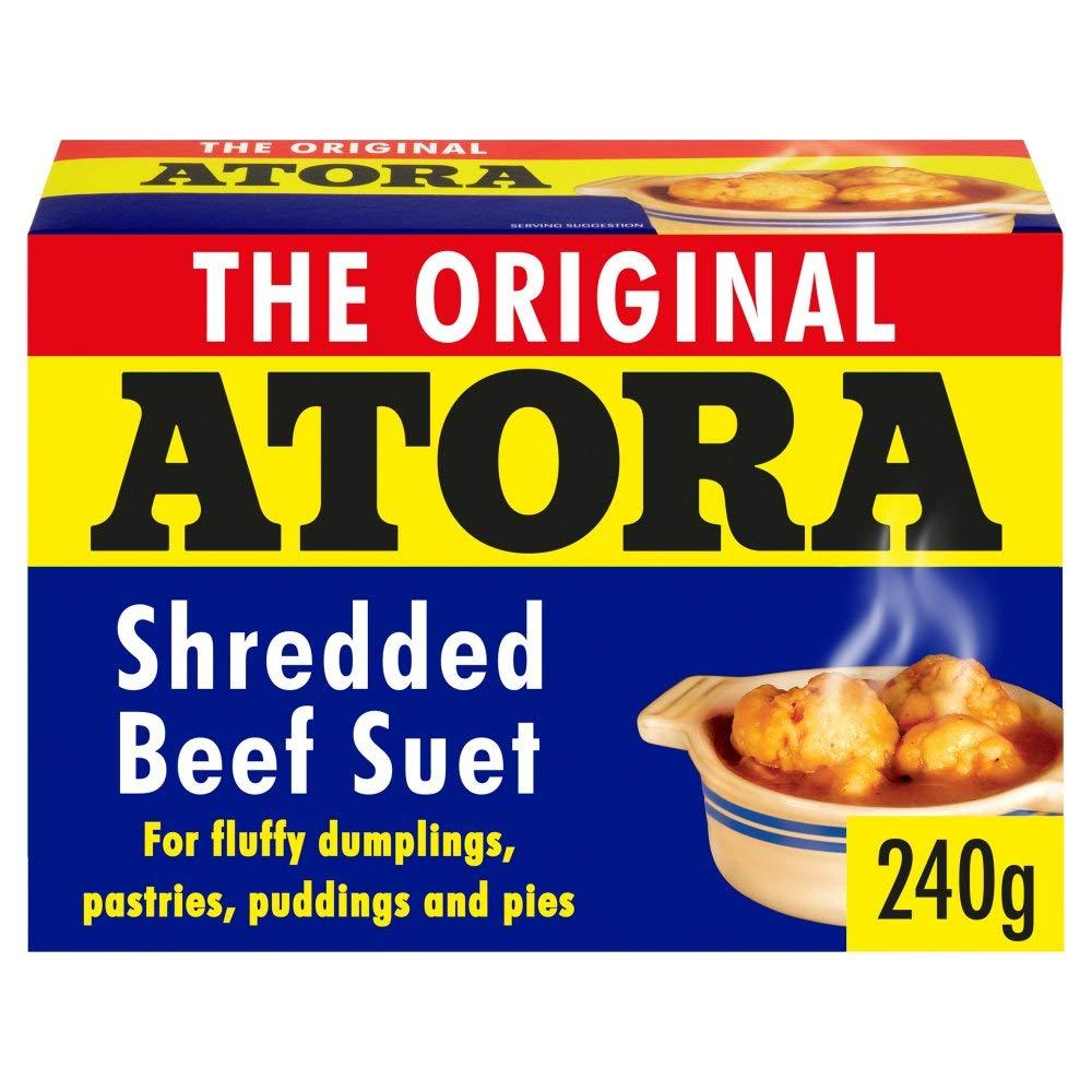 Atora Beef Suet 240g (Pack of 6)