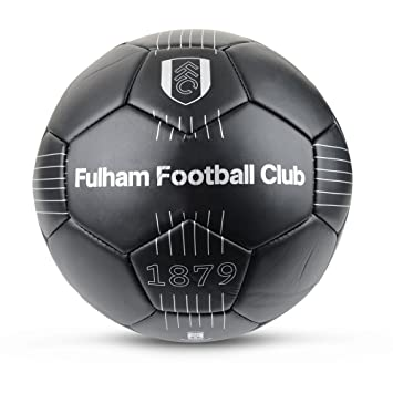 17c413a39a8ab FULHAM FOOTBALL CLUB React Official Football - Size 5  Amazon.co.uk  Sports    Outdoors