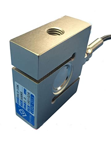Pull Pressure Force Sensor S-type Load Cell 300KG 500KG 1.5T for Concrete Mixing