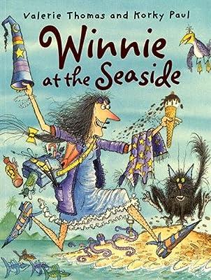 Winnie at the Seaside (Winnie the Witch): Amazon.co.uk: Thomas ...