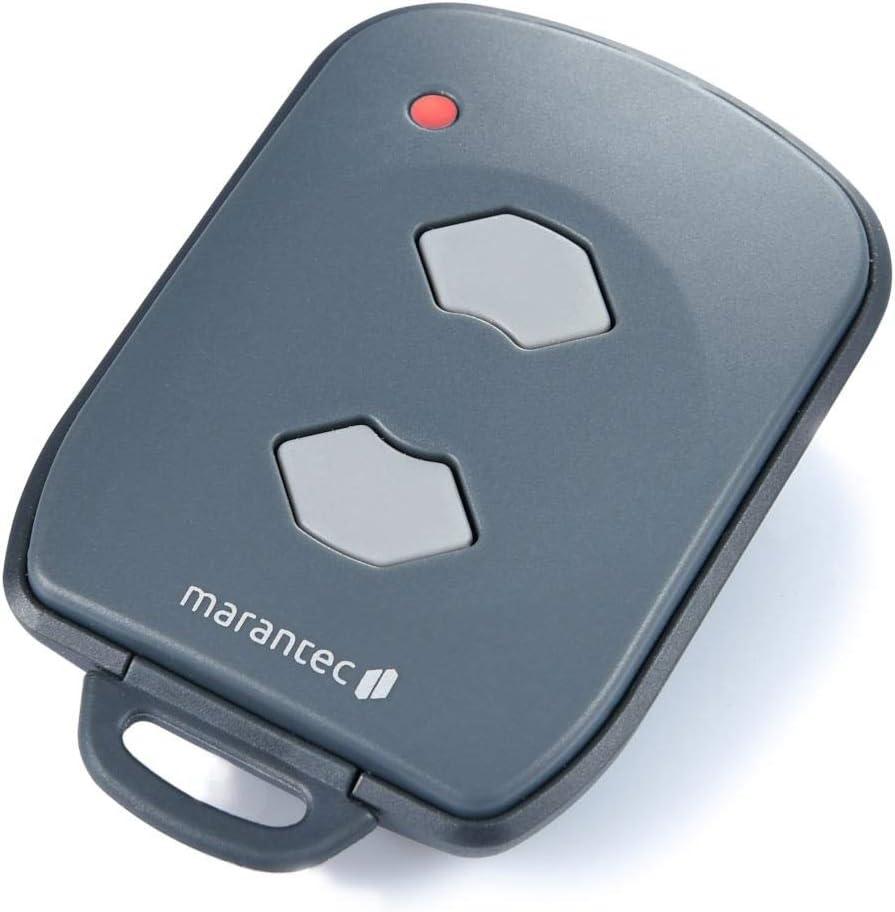 Marantec Digital 392 Mini emisor manual 868 MHz * sucesor Digital 302 313 321 * – Mando a distancia para puerta de garaje 165103