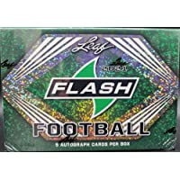 $152 » 2021 Leaf Flash Football Hobby Box