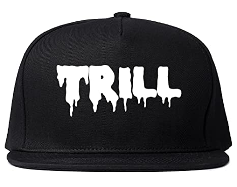 404a2e61df1 Kings Of NY Trill Blood Snapback Hat Black at Amazon Men s Clothing ...