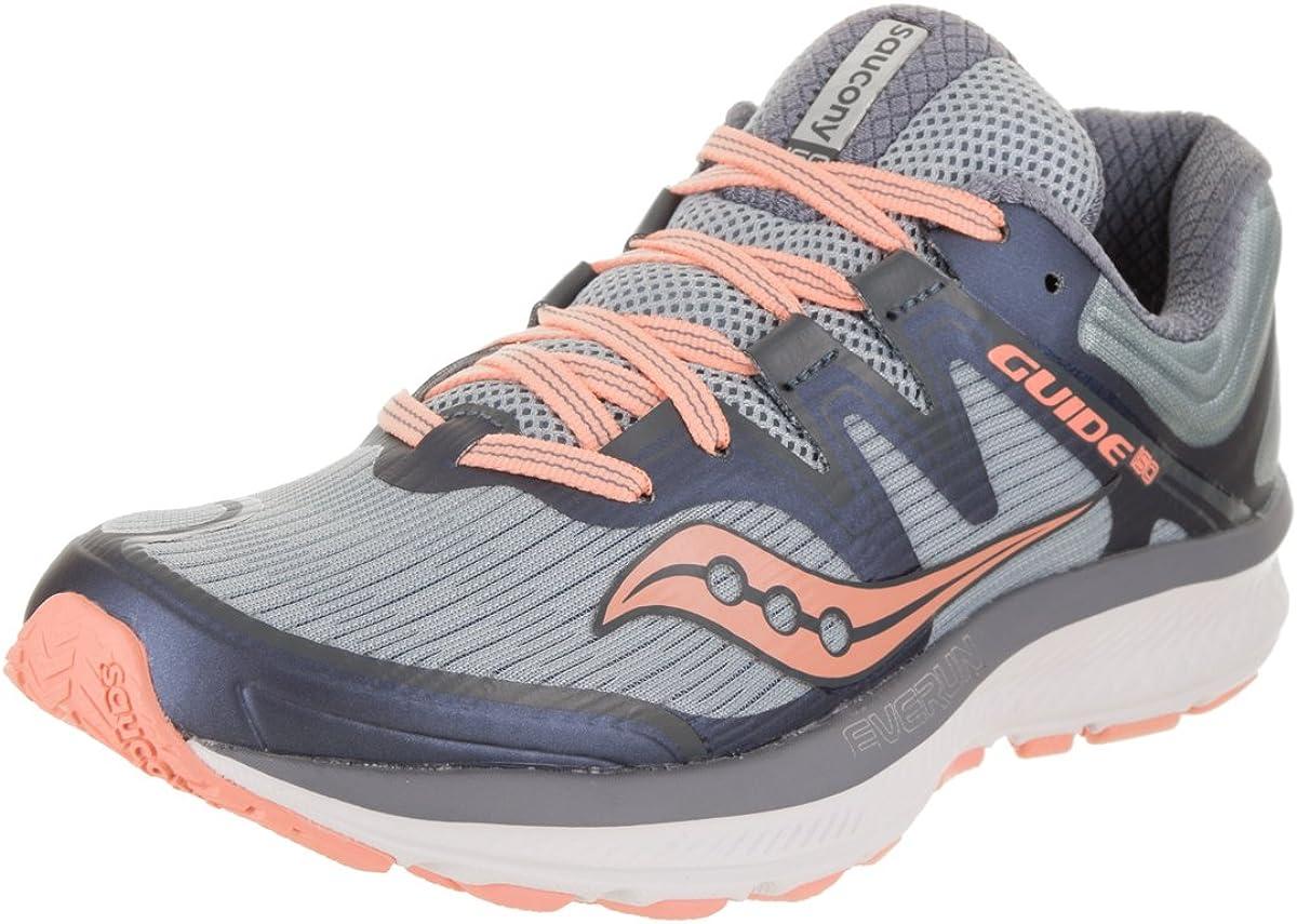 Amazon.com | Saucony Women's Guide ISO Running Shoe | Road Running
