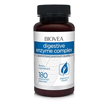 Amazon.com: Digestivo Enzyme Complex 104 mg 180 Cápsulas ...
