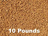 BC Precision Ten (10) Pounds Walnut Shell Tumbling Media for Brass and Metal Cleaning & Polishing