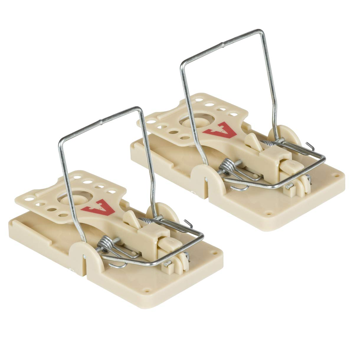 Victor M142S Power Kill Mouse Trap 2-Pack