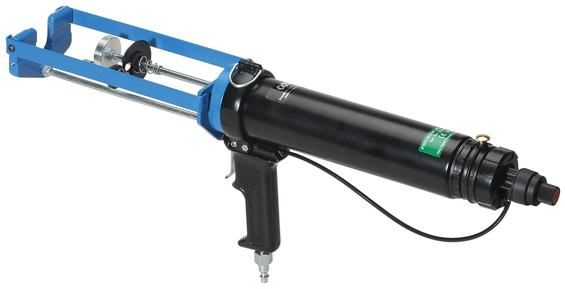 COX A300LP MR 300 ml. x 300 ml. Multi Ratio Pneumatic Epoxy Applicator