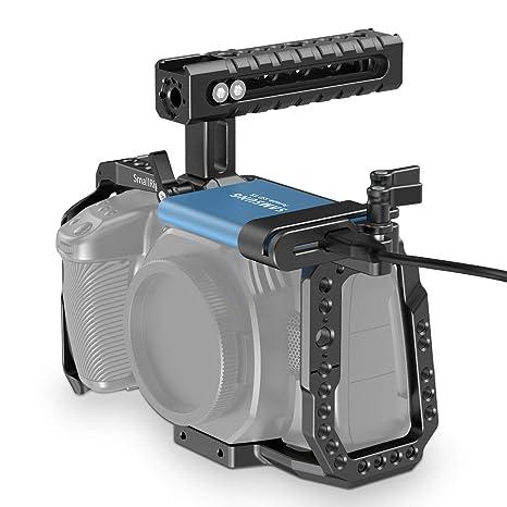 SMALLRIG KCVB2419 - Kit de Jaula para cámara Blackmagic Design ...