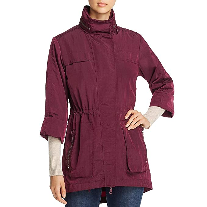 Amazon.com: Anorak - Chaqueta impermeable para mujer: Clothing