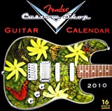 img - for Fender Custom Shop 2010 Wall Calendar (Calendar) book / textbook / text book