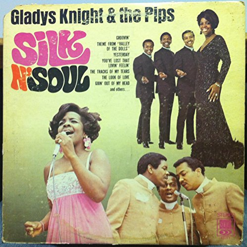 Price comparison product image GLADYS KNIGHT & THE PIPS SILK N SOUL vinyl record