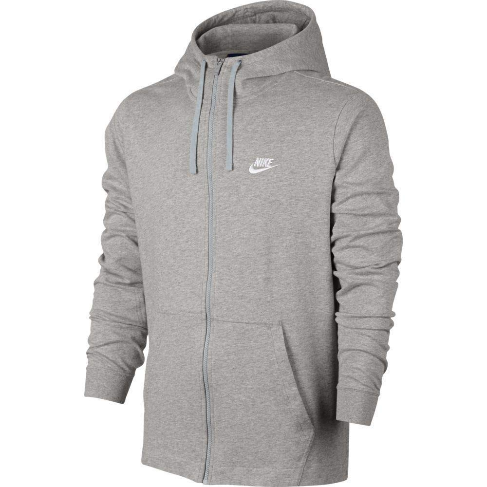 Nike M NSW Club FZ JSY Chaqueta, Hombre