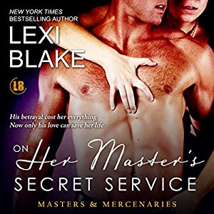 On Her Master's Secret Service | Livre audio