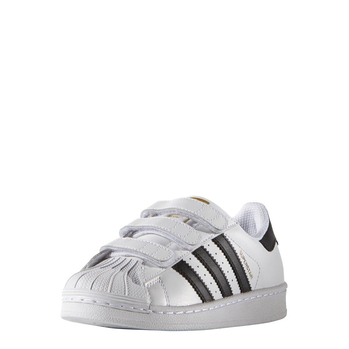 online store 63a34 c9ec3 Amazon.com  adidas Original Superstar Foundation Shoes (11.5 Little Kid M)   Shoes