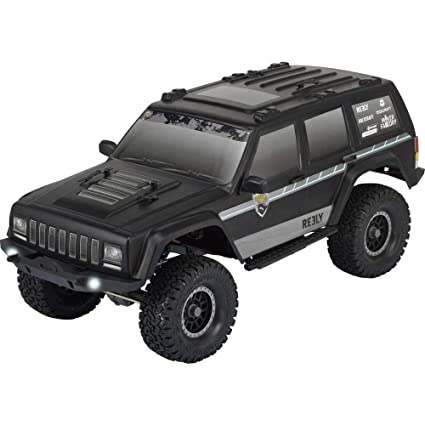 Reely Crawler Free Men Brushed 110 - Coche eléctrico 4WD 100 ...