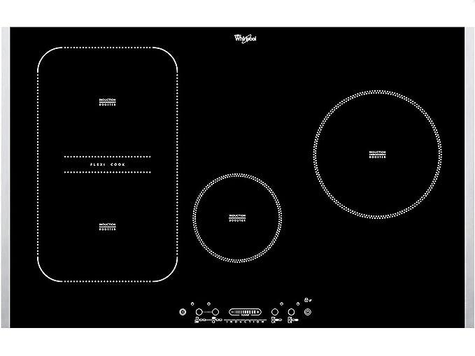 Whirlpool ACM 814 LX Inducción vitrocerámica Autark Zona de ...