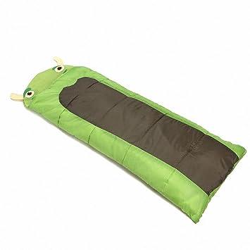 SUHAGN Saco de dormir Saco De Dormir Infantil De Algodón Anti-Kick Edredón Cálido Lindo Bebé Turbulette Pasto Verde, Verde Hierba: Amazon.es: Deportes y ...