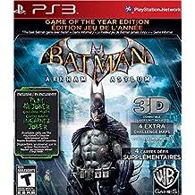 Batman: Arkham Asylum Game of the Year Edition - PlayStation 3