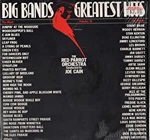 Red Parrot Orchestra Big Bands Greatest Hits Amazon