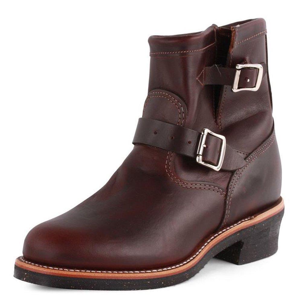 Chippewa 1901 11-Inch Engineer Boots - Handgearbeitete Herren Leder Boots  46 EU / 12 US|1901m52