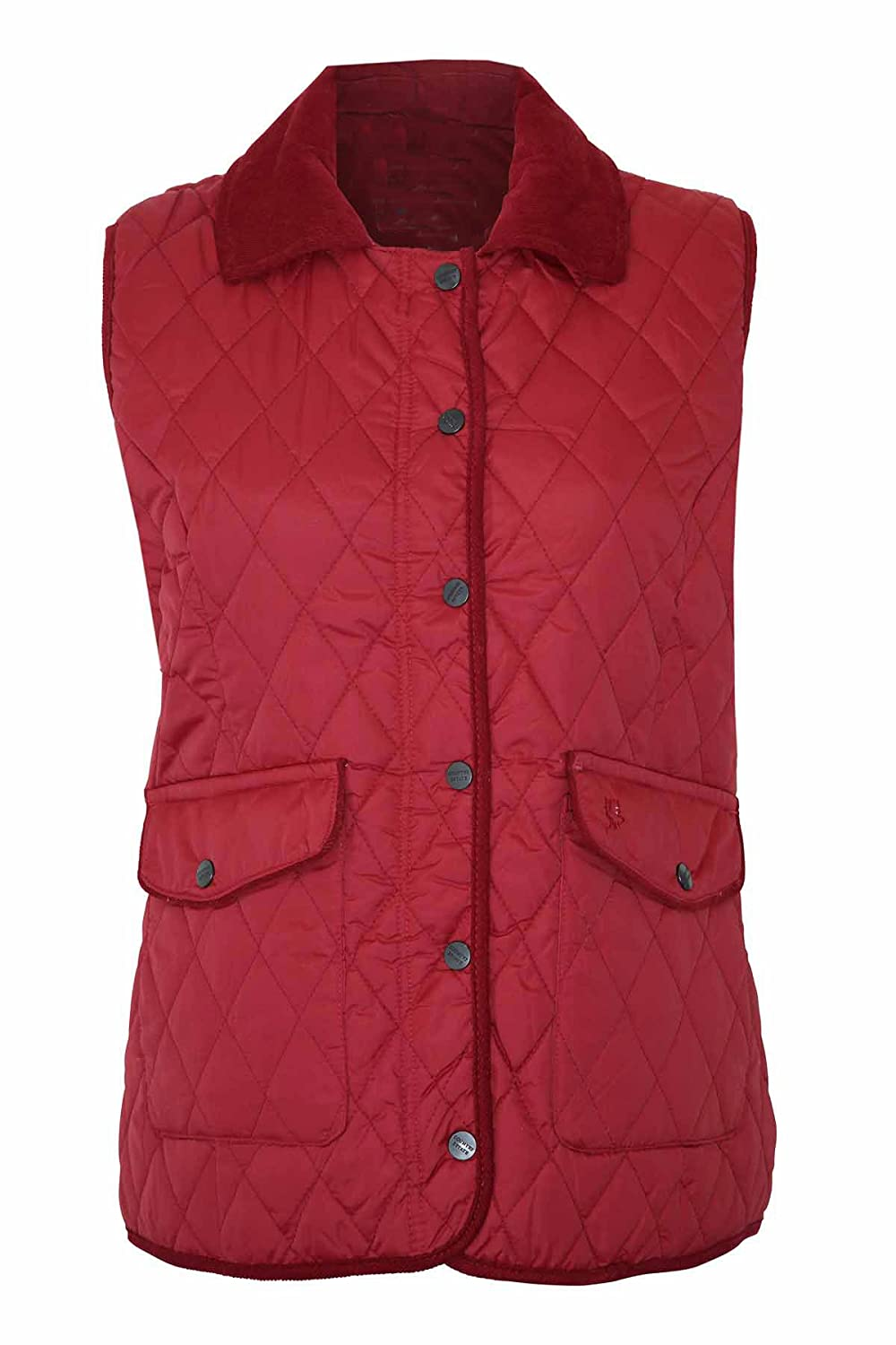 Champion Country Estate Womens Quilted Gilet Bodywarmer LGILET-1601
