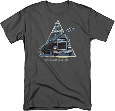 EST 1977 Def Leppard English Rock Band Heavy Metal Hard Rock ADULT T-Shirt