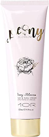 MOR Boutique Peony Blossom Hand and Nail Cream, 125 ml