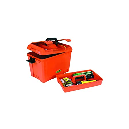 Flambeau Outdoor 1809 Orange Maring Dry Box, 18-Inch