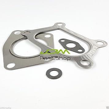 Para Mazda Mazdaspeed 3, juntas de 6 CX-7 2.3L Turbo Kit de montaje de turbocompresor: Amazon.es: Coche y moto