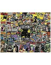 Paladone 1000-delige puzzel DC Comics Batman officieel gelicentieerde merchandise | Amazon Exclusive
