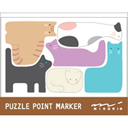 5a3cd0439412 Image Unavailable. Image not available for. Color: Midori Sticky Note Puzzle  ...