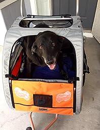 petego comfort wagon dog bike trailer large. Black Bedroom Furniture Sets. Home Design Ideas