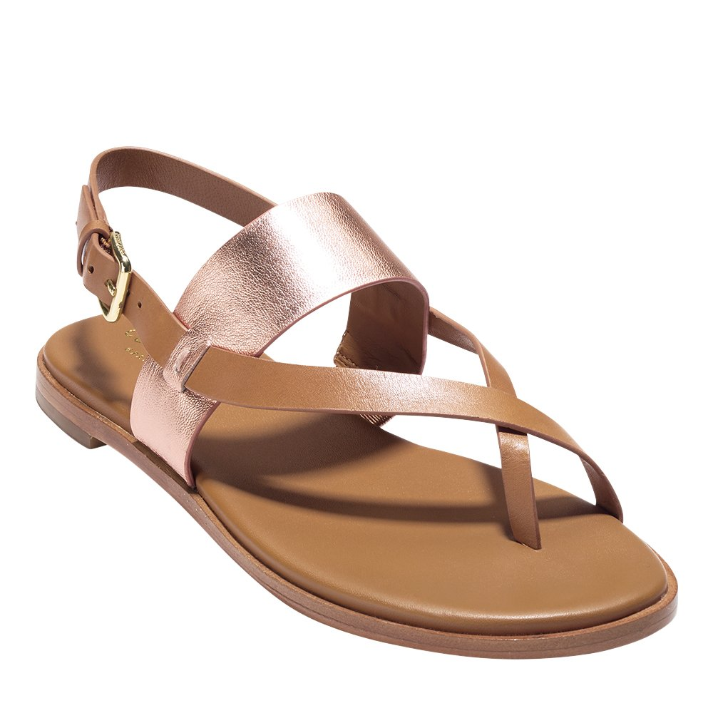 1d61074aa0f1 Galleon - Cole Haan Women s Anica Thong Sandal Flat