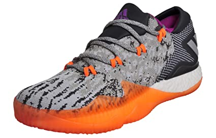 adidas Men s Crazylight Boost Low 2016 Bb8384 Trainers  Amazon.co.uk ... d1e379391fe1